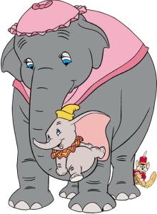 картинка слоник из мультика