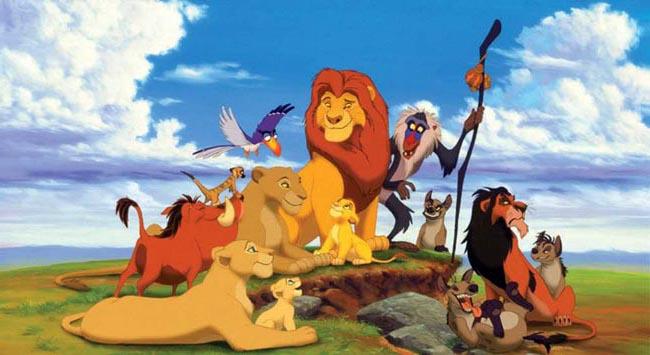 король лев 3 все серии